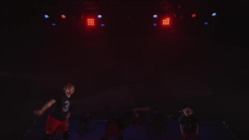 Haikyuu Stage Play The Summer of Evolution Nekoma vs Fukurodani Лето Прогресса