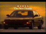 1989 Honda Prelude SI Car Commercial First 4 Wheel Steering 4WS