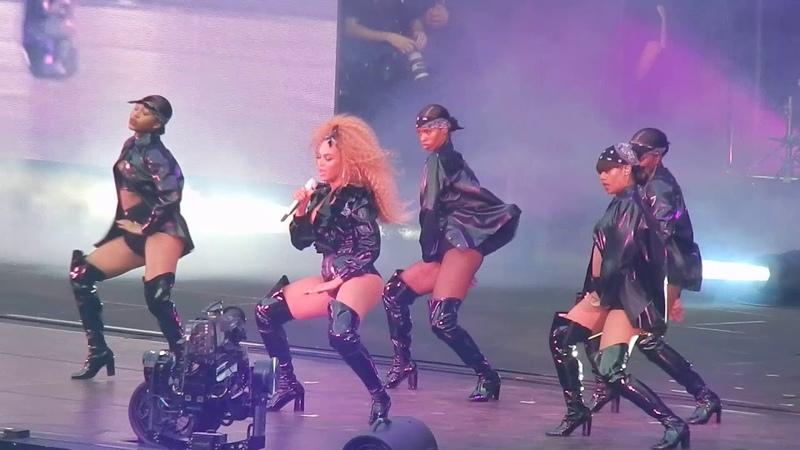 Beyoncé OTR II - FlawlessFeeling MyselfNaughty Girl (03.07.18 Cologne) HD
