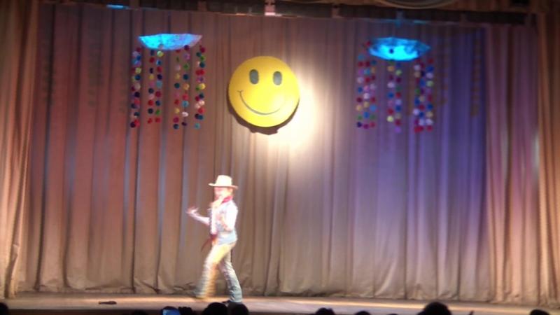 Кантри Концерт театра танца и моды Танцующая королева
