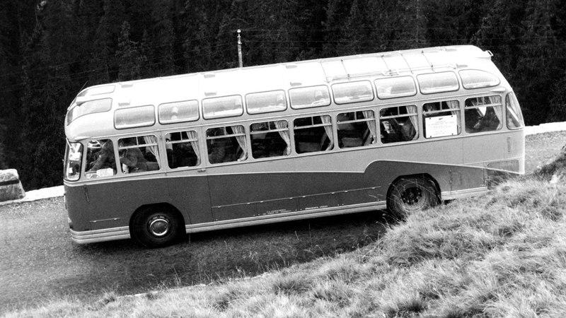 Foden PVRF6 Metalcraft UK spec C32C 1951