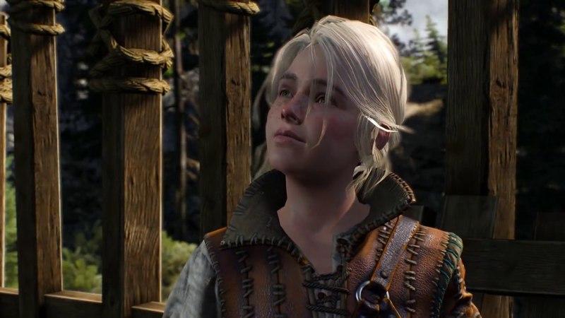 Вырезка из прохождения игры The Witcher 3: Wild Hunt by Копилка с играми