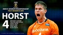 Thijs Ter Horst Monster of the Vertical Jump FIVB Mens WCH 2018
