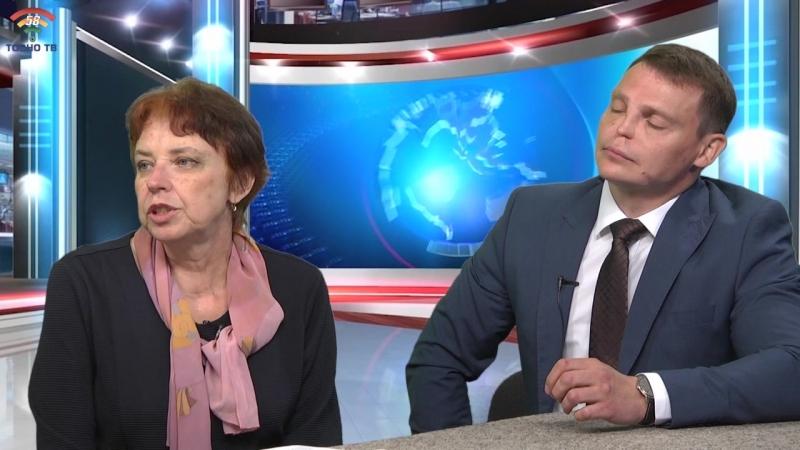 Интервью с Ириной Княжевой и Максимом Барыгиным