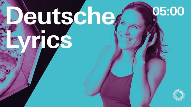 5 Deutsche Songtexte — Learn german with Ida | 24h Deutsch | A2/B1