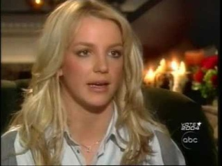 Britney Spears Primetime Interview With Diane Sawyer 2003