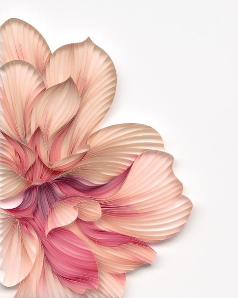 Потрясающий цветочный квиллинг от JUDITH + ROLFE
