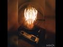 Retro лампа с диммером