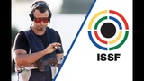 Interview with Aaron HEADING (GBR) - 2018 ISSF World Cup Stage 5 in Siggiewi (MLT)