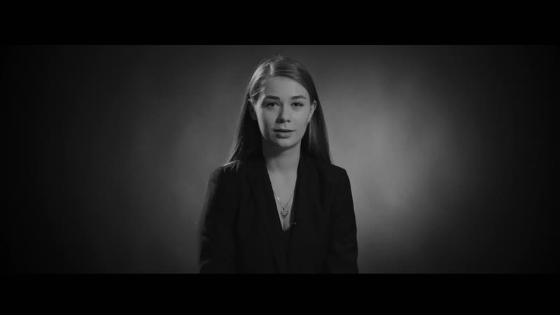 Блокада Ленинграда Валерия Савкина читает Балладу о седых Майи Румянцевой
