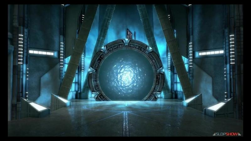 Звёздные врата - путь выхода за пределы сферы Земли.