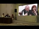 В.М.Инюшин о Гидроплазме. Выступление на Бизнес-Форуме Imagine People в Алма-Аты 31/.07.2018 часть 1