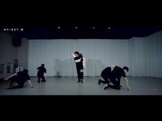 SPECIAL VIDEO NU'EST W - Dejavu (Dance Practice Fix Ver.)