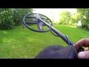 Коп в лесу. Боевой топор Алано-хазарского стиля, 9-11 вв.. Minelab X-Terra 705 катушка MARS Goliaf