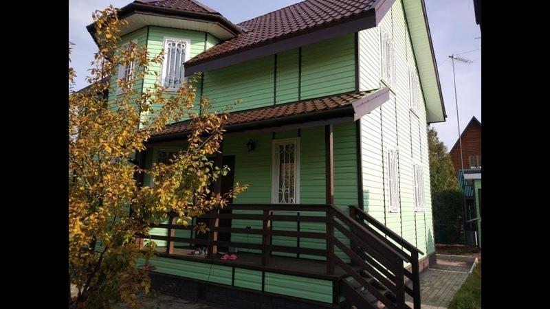 Отзыв о строительстве каркасного дома 107 кв. метров | КанадскийДом.рус