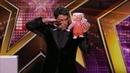 Lioz Shem Tov Magic You Never Seen On America's Got Talent
