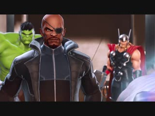Marvel Ultimate Alliance 3: The Black Order - Трейлер