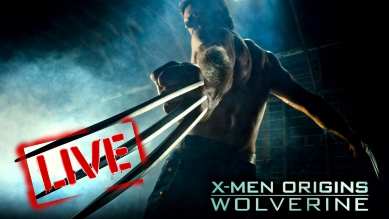 Стрим ► X men Origins Wolverine №1