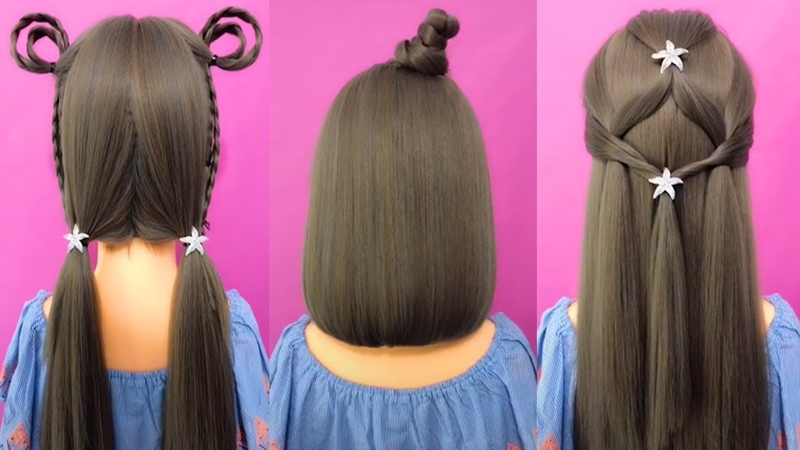 Easy Hair Style for Long Hair | TOP 20 Amazing Hairstyles Tutorials Compilation 2018 | Part 220