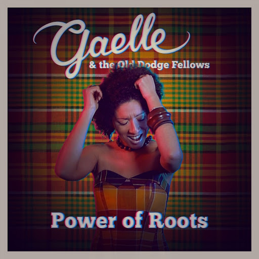 gaelle album Power of Roots (Power of Dub)