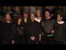 SNL promos for tomorrow's Bill Hader and Arcade Fire episode.