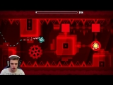 [Titan Channel] ВРЕМЯ ПОЩЕКОТАТЬ НЕРВЫ! Red World Rebirth! Geometry Dash [110]