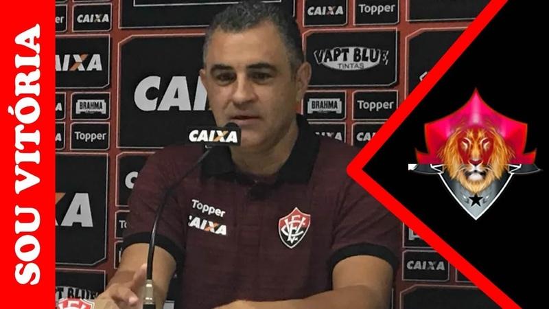 """Áudio Chamusca volta a se irritar, ameaça deixar coletiva e minimiza empate com """"times de Série A"""""""