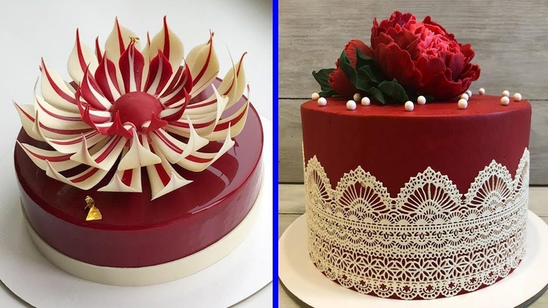 Top 7 Amazing Cake Decorating Tutorial 😍 Most Satisfying Cake Decorating Video New Cake Style