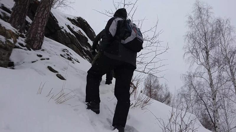Забираемся на Вершину Белого камня