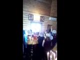 Херувимская песнь Старо-Симоновская.