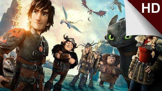 Как приручить дракона 3 - смотреть полный фильм | Премьера 2019