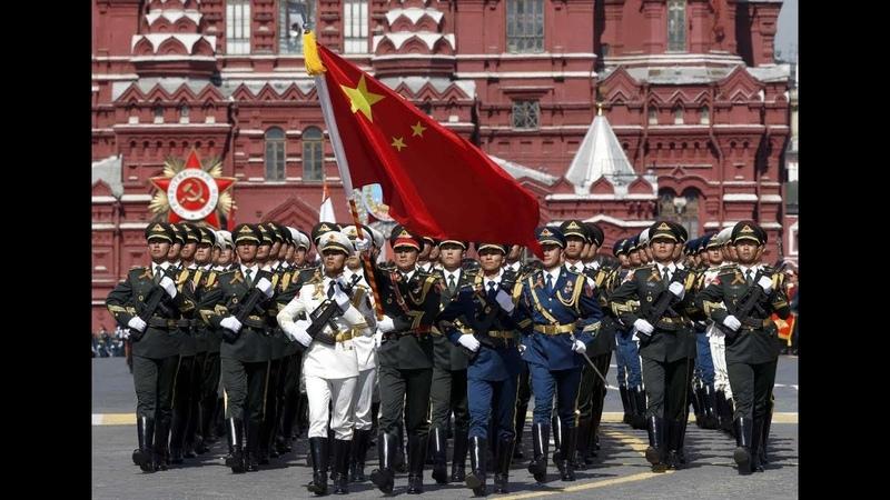 Китайская Москва.К 2030 году Москва будет под чин яться китайцам.Нам и не снилось