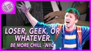 Loser, Geek, Whatever - Be More Chill NYC || [PIANO KARAOKE INSTRUMENTAL COVER]