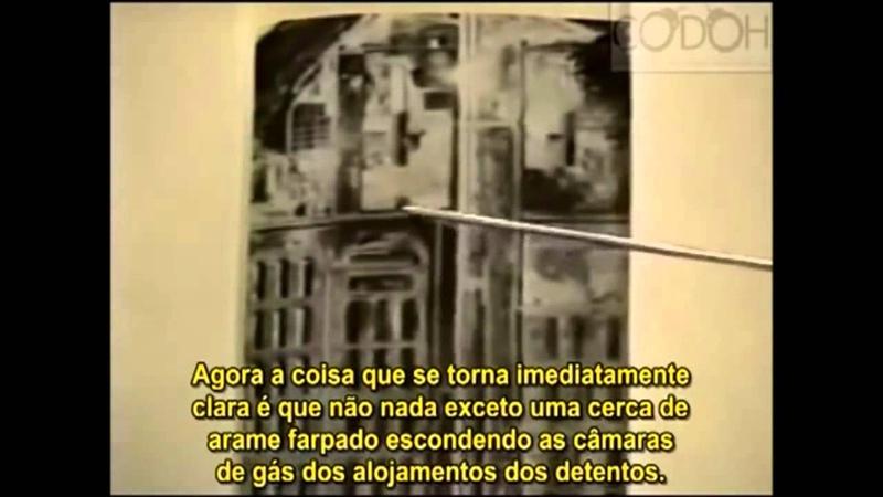 A Farsa do Holocausto (uma Investigação sobre Auschwitz) - por David Cole