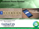 Contact our techies via Facebook Phone Number 1-888-625-3058 and feel chuffed dependably