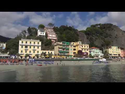 Монтероссо Италия / Monterosso Italy 4K Ultra HD