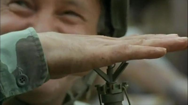 Фрагмент фильма Ничья земля, 2001 год