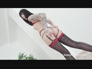 Charlotte Sartre [PornMir, ПОРНО, new Porn, HD 1080, DAP, Anal, Gangbang, Lingerie, Interracial, Gape]