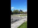 Частота кадров при съёмке совпадает с частотой вращения лопастей вертолёта