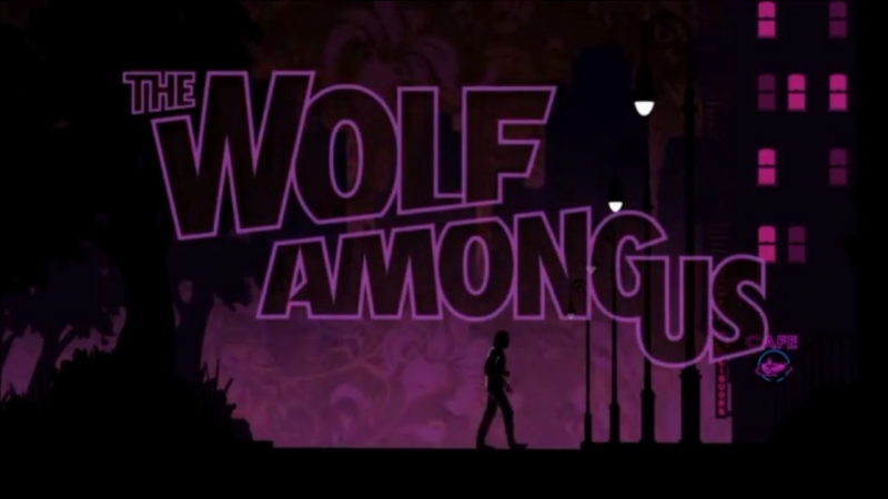 The Wolf Among Us - Opening