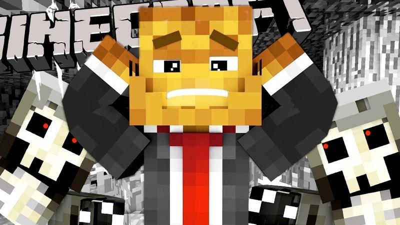 Самая СТРАШНАЯ шахта привела нас к Minecraft PE