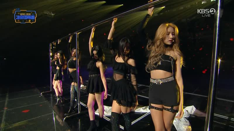 Mijoo, Sowon, Yeon Woo, Joy, TZUYU, JiHo - Hush (miss A cover) (рус. караоке)