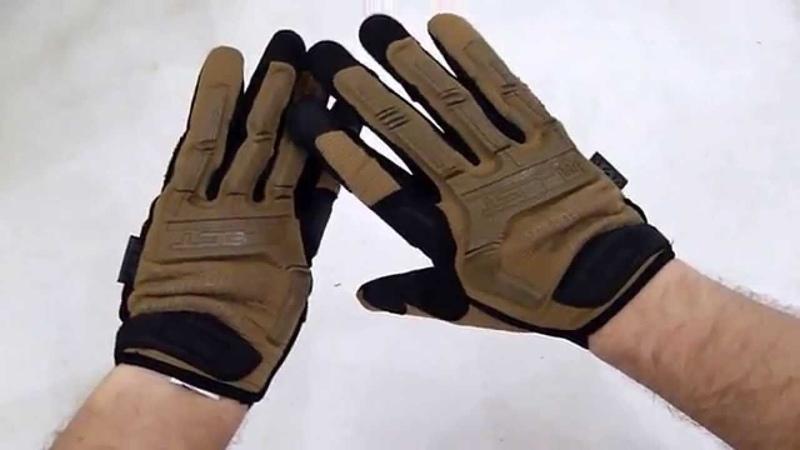 Видео обзор перчаток M Pact от Mechanix