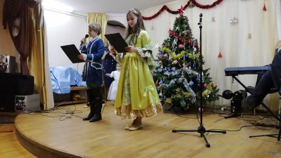 Досуговые клубы Савеловского дали отчетный концерт в «Родничке» на Юннатов