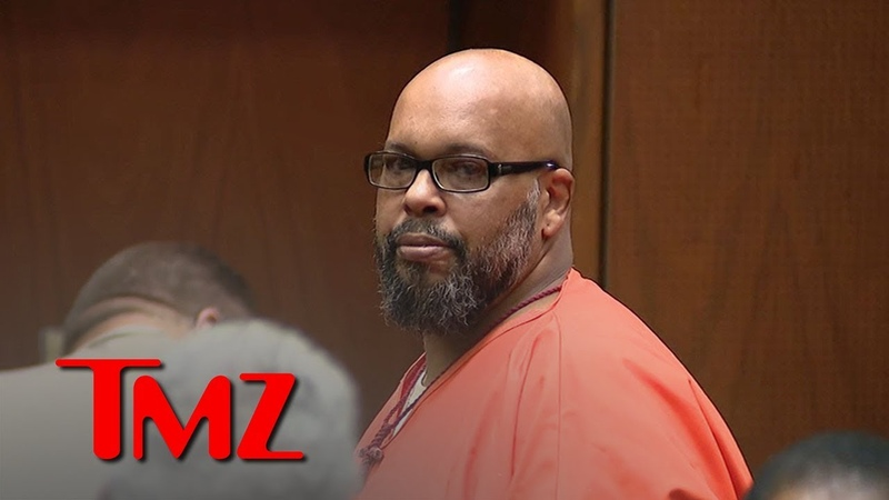 Suge Knight Glares at Courtroom Gallery as He's Officially Sentenced | TMZ