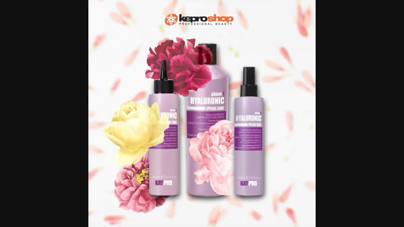 Гиалуроновая кислота для волос Kay Pro