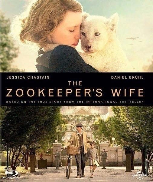 Жена смотрителя зоопарка / The Zookeeper