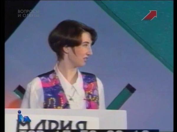 Проще простого с участием Жени Белоусова (21 04 1995)