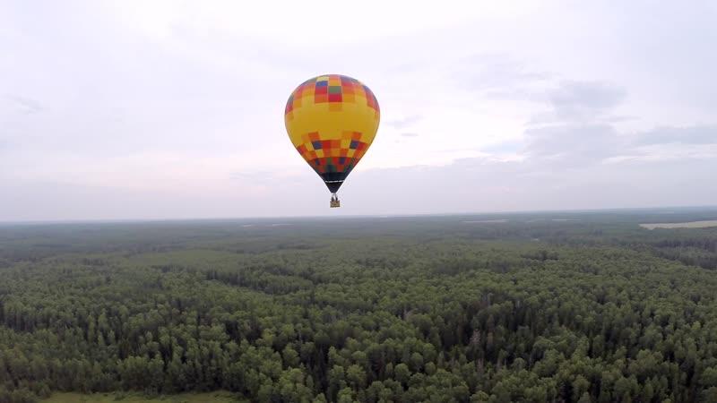 Полет в Чкаловском районе (31.07.2016)
