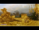 Oil Painting Landscape From Egypt Step By Step By Yasser Fayad Part 1